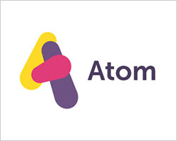 Atom logo