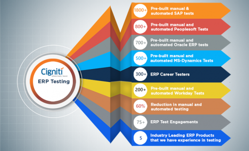 ERP testing services