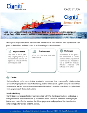 load-test-longevity-test-till-failure-test-marine-logistics-company-fleet-200-vessels-facilities-tank-farms-containers-terminals