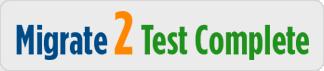 Migrate 2 Test Complete - Cigniti